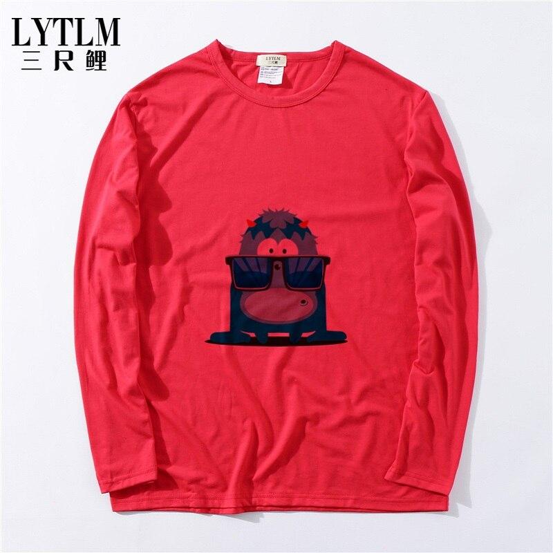 LYTLM Baby Boy Costume Children T-shirt Boys Clothes 2018 Brand Baby Boys Tops & Tees Kids Long Sleeve Sweatshirt Boys T shirts