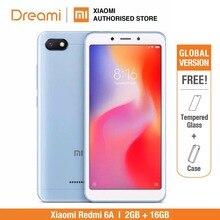 Küresel Sürüm Xiaomi redmi 6A 16 GB ROM 2 GB RAM (Marka Yeni ve Mühürlü) redmi 6a 16 gb