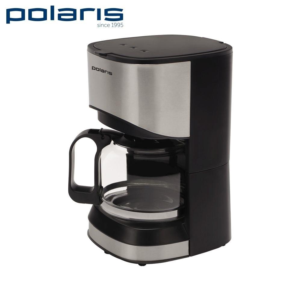 Coffee Maker Polaris PCM 0613A Drip Coffee maker kitchen automatic Coffee machine drip espresso Coffee Machines Drip Coffee drip espresso automatic portable coffee makers coffee grinder coffee