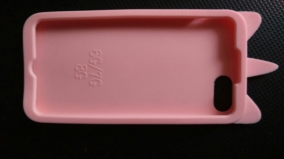 Pink Caticorn Case For iPhone photo review