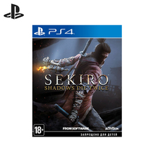 Игра Sekiro: Shadows Die Twice для PS4