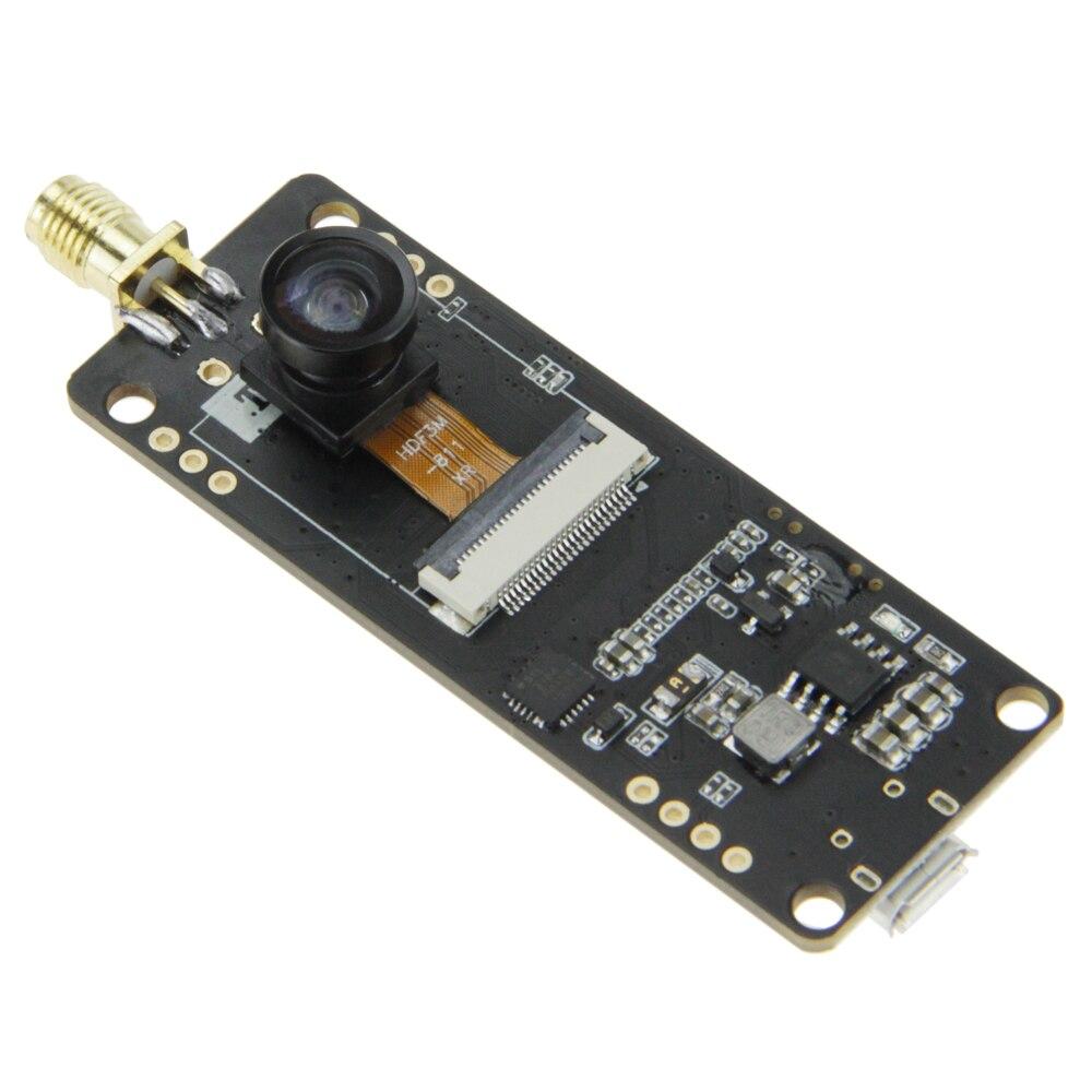 US $10 14 22% OFF|TTGO T Journal ESP32 Camera Module Development Board  OV2640 Camera SMA Wifi 3dbi Antenna 0 91 OLED Camera Board-in Circuits from