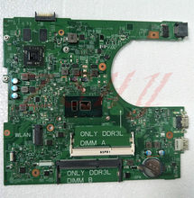 Voor DELL 3459 Laptop Moederbord CN-04M8WX 04M8WX 4M8WX i5 Processor PWBCPWW0 Moederbord Volledige Getest(China)