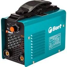 Аппарат сварочный инверторный Bort BSI-170H (Диапазон тока от 10 до 160 А, мощность 4,5 кВт, электроды от 1,6 до 3,2 мм)