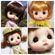 Sto куклы яйца кукла голова Кастомизация 1/8 BJD куклы Ob голова DIY Ob 11 голова куклы