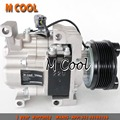 Компрессор кондиционера для Mazda  высококачественный компрессор кондиционера для Mazda  2  3 л  2007-2009  H12A1AL4CX  H12A1AL4HX  H12A1AL4A1