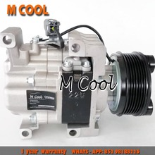 High Quality AC Air Conditioner Compressor For Mazda CX-7 2.3L 2007-2009 H12A1AL4CX H12A1AL4HX H12A1AL4A1