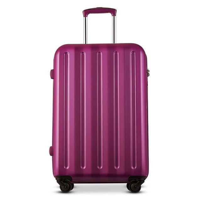 "Cabina Con Ruedas Enfant Travel Bag Valise Maleta Viaje Trolley Koffer Carro Mala Viagem Suitcase Luggage 20""22""24""26""28""inch"