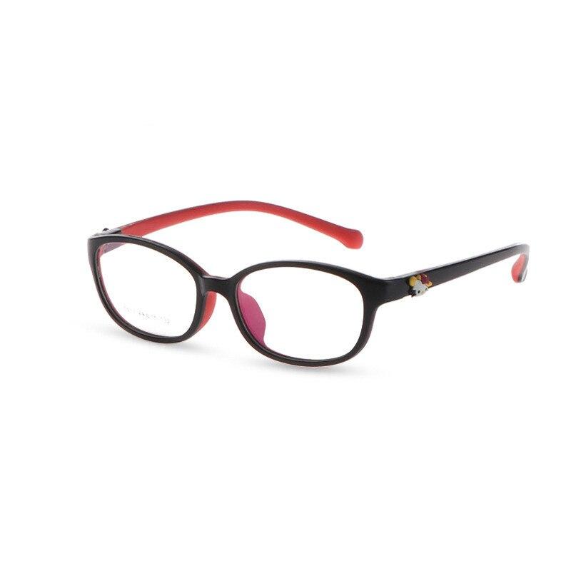 KESMALL Fashion Children TR90 Myopia Eyeglasses Frame Boys Gaming Glasses Frames Girls Ultra-light Eyewear Marco De Lentes XN47
