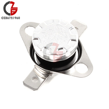 KSD301 105* C/221* F градусов Цельсия NC Переключатель температуры Термостат 10A 250V