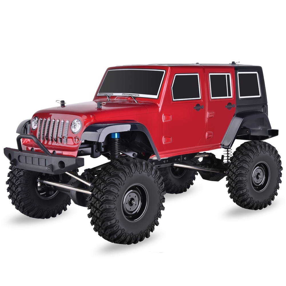HSP RC Crawlers RTR 1/10 Scale 4wd Off Road Monster Truck Rock Crawler 4x4 High Speed Waterproof Rc Car high quality and best pricing hsp racing rc car 1 5 scale skeleton 94050 gasoline power rtr monster truck 30cc engine high speed