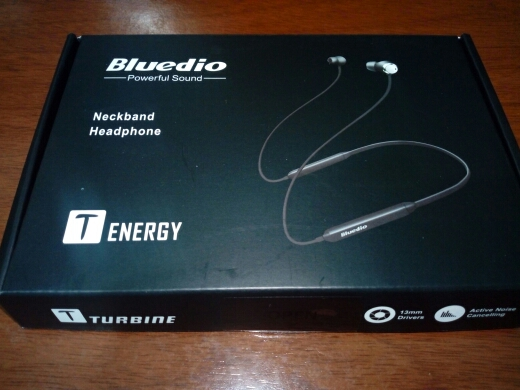 Bluedio TN Active Noise Cancelling Sports Bluetooth Earphone/Wireless Headset for phones and music