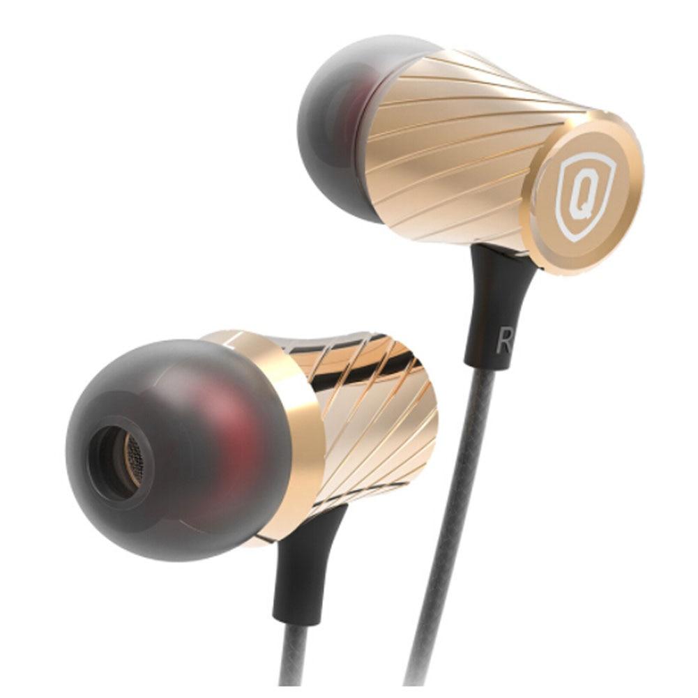 FancyQbue In-ear <font><b>Earphones</b></font> Headset With <font><b>Mic</b></font> Original QKZ DM3 Supper Bass For IPhone Samsung <font><b>MP3</b></font> MP4