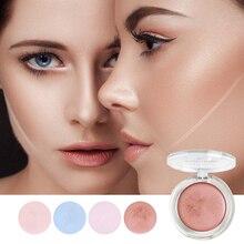 PHOERA 8 Цветов для лица Осветляющая пудра Shimmer Concealer Контур для глаз Долговечная Основа для  Лучший!