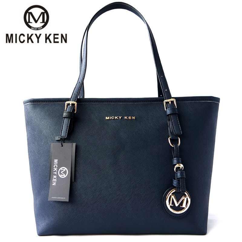 MICKY KEN 2019 Novas Mulheres Bolsa de Couro PU Bolsa Crossbody Sacos tas Moda Feminina de Alta Qualidade Saco Do Mensageiro Bolsos Mujer Sac um Principal