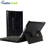 For IPad Mini 1 2 3 Keyboard Case Slim Folding Leather Stand Cover With Magnetic Detachable