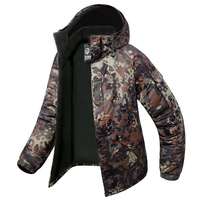 Newest SouthPlay Men's Waterproof 10,000mm Leopard Military Camo Warming Jacket
