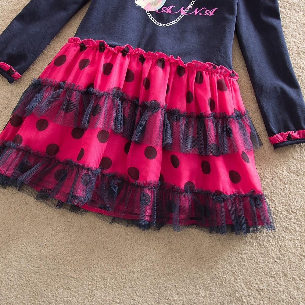 Baby κορίτσια φορέματα με μακριά - Παιδικά ενδύματα - Φωτογραφία 4