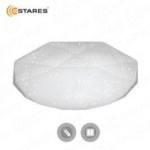 Estares управления Светодиодный светодиодный потолочный светильник алмаз 25 Вт SHINY-220v-IP44