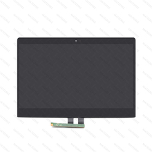 LCD Display Touch Screen Glass Panel Assembly For Lenovo Ideapad 710S Plus-13IKB 80YQ0002US 80YQ0005US 80YQ0006US 80YQ0007US lenovo yoga 920 13ikb 4k assembly lp139ud1spc1 lcd touch screen assembly