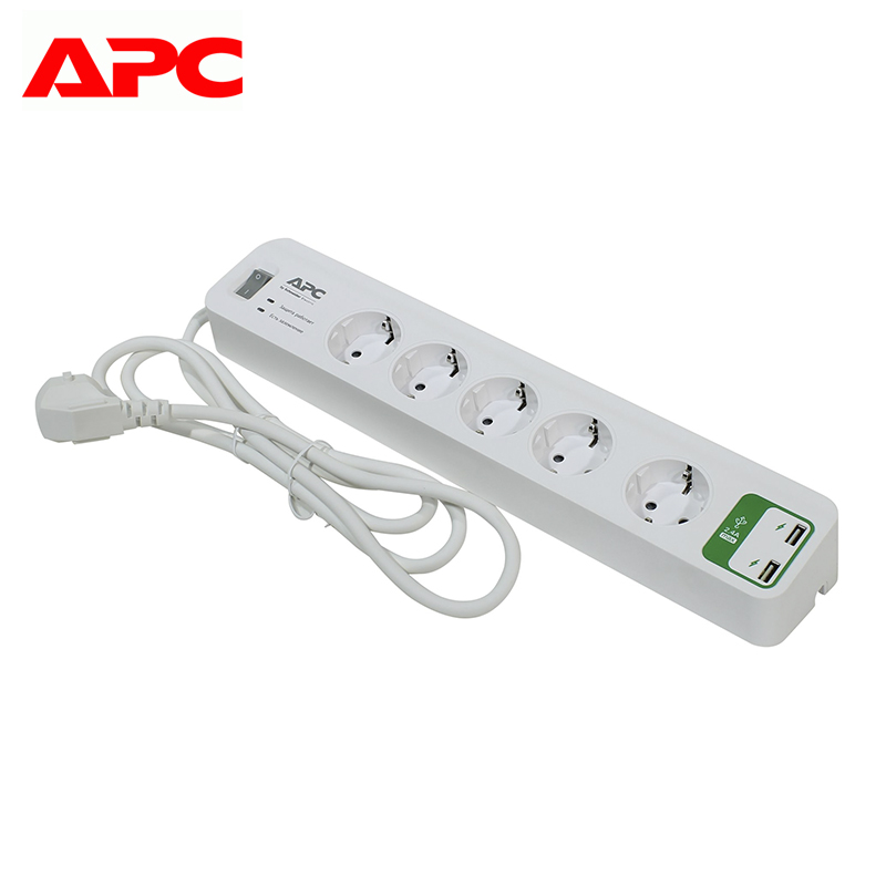 Surge protector APC Essential SurgeArrest PM5U-RS collins essential chinese dictionary
