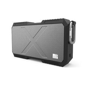 Image 5 - Bluetooth רמקול NILLKIN 2 ב 1 טלפון מטען חיצוני Bluetooth 4.0 רמקול כוח בנק תחנת ב 1 מוסיקה תיבת רמקול protable