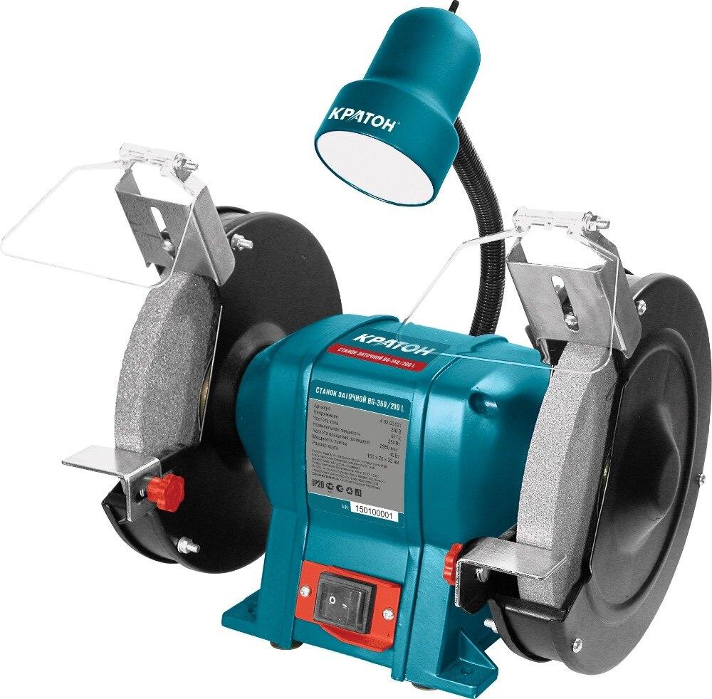 Grinding machine KRATON BG 350/200 L grinding machine kraton bg 14 03