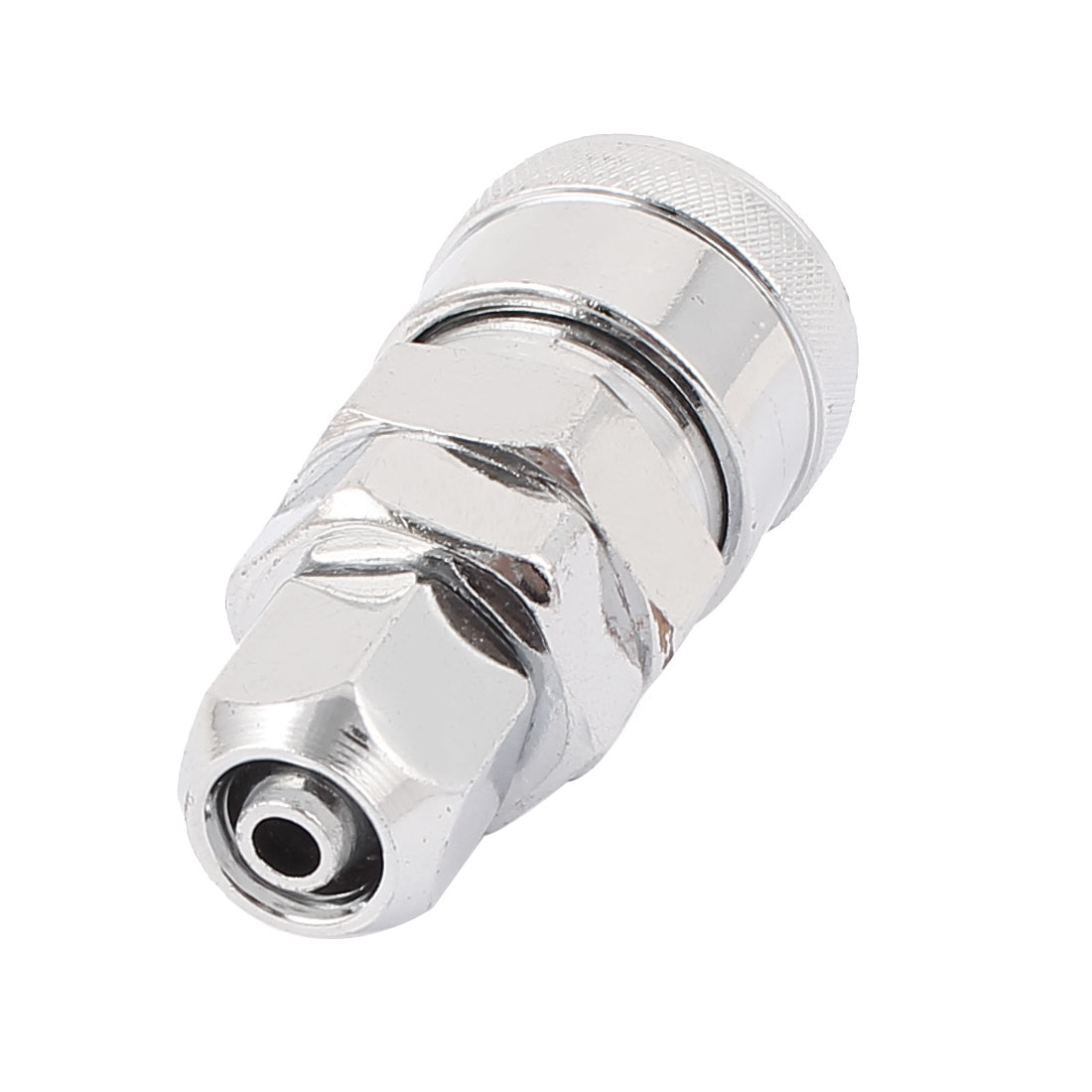 UXCELL 7Mm 1/16Bsp Female Thread 8Mm Pipe Air Compressor Quick Coupler Connector air compressor o ring 1 2pt thread oil level sight glass