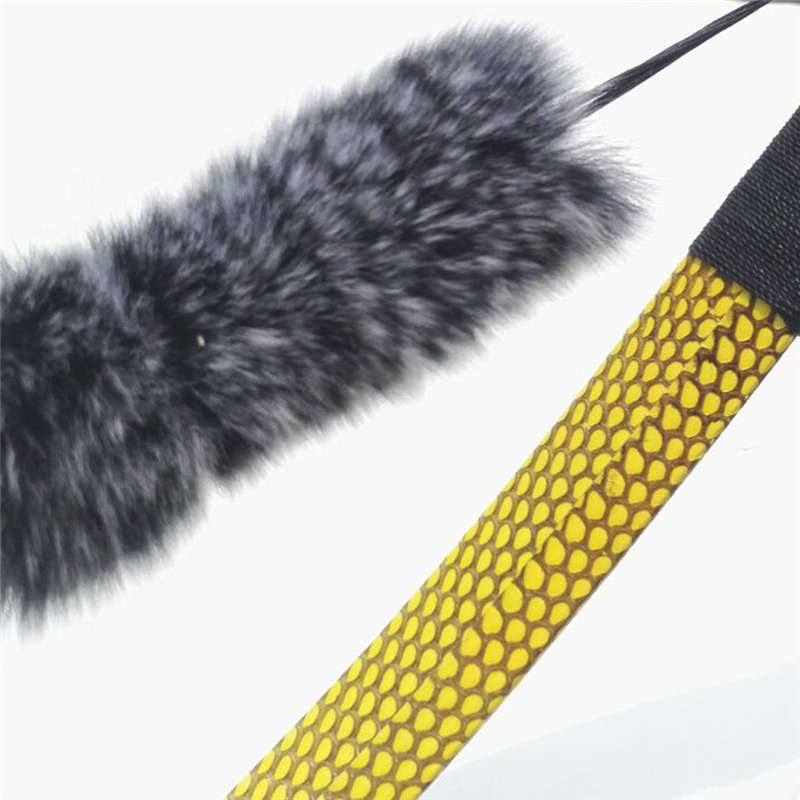 1 palë Archery Bowstring Silencer Damper Rabbit Stabilizues Flokësh - Gjuetia