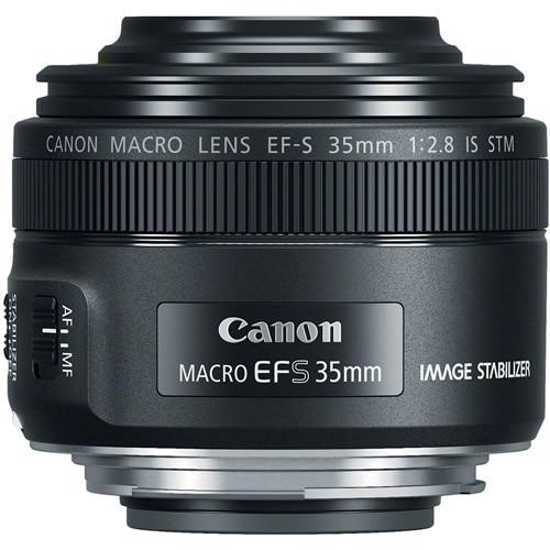 Canon EF-S 35mm f/2.8 Macro IS STM Lentille Pour 70D 80D 800D 760D 750D 700D 650D 1100D 1200D 1300D