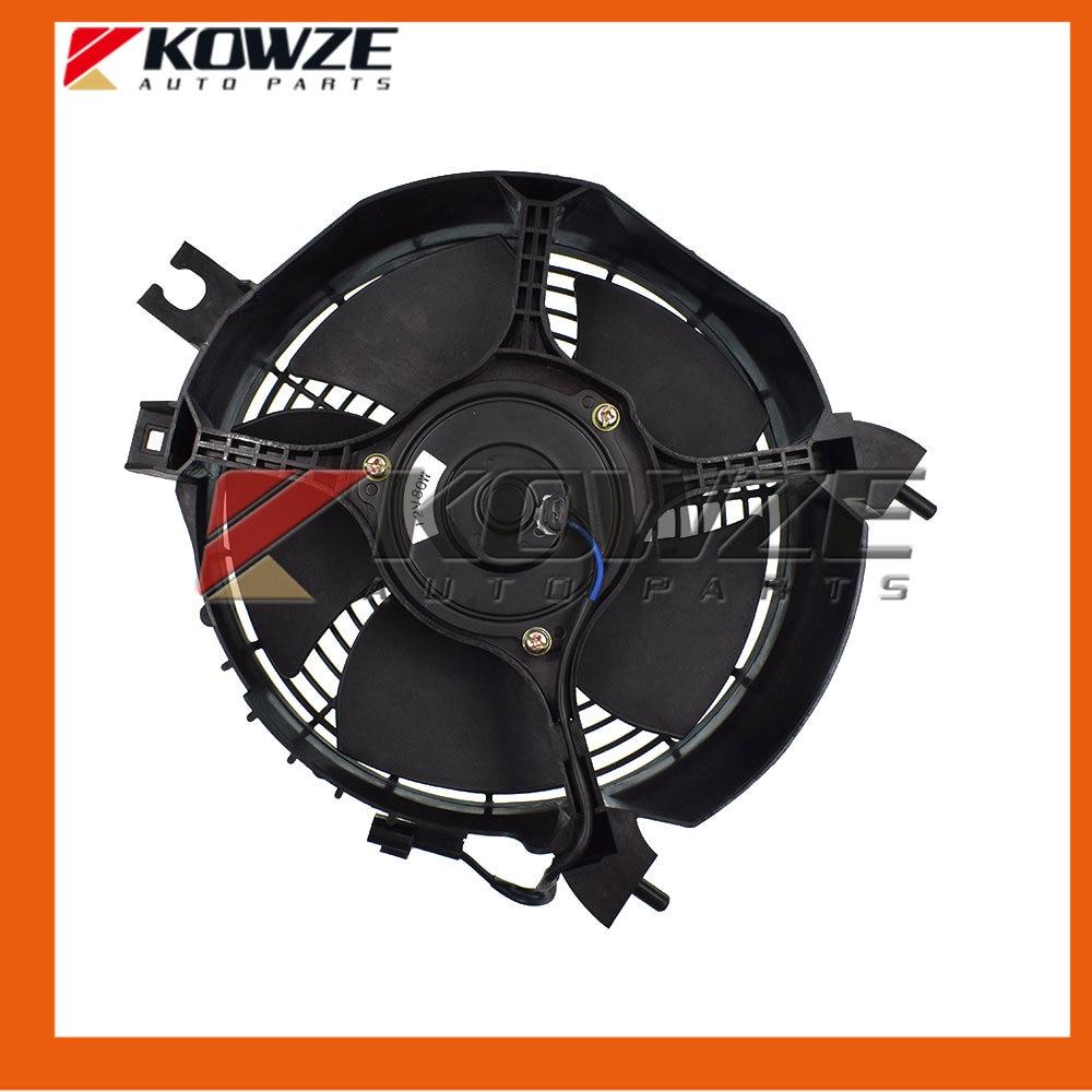 Air Condition Condenser Fan Motor For Pajero Sport Montero