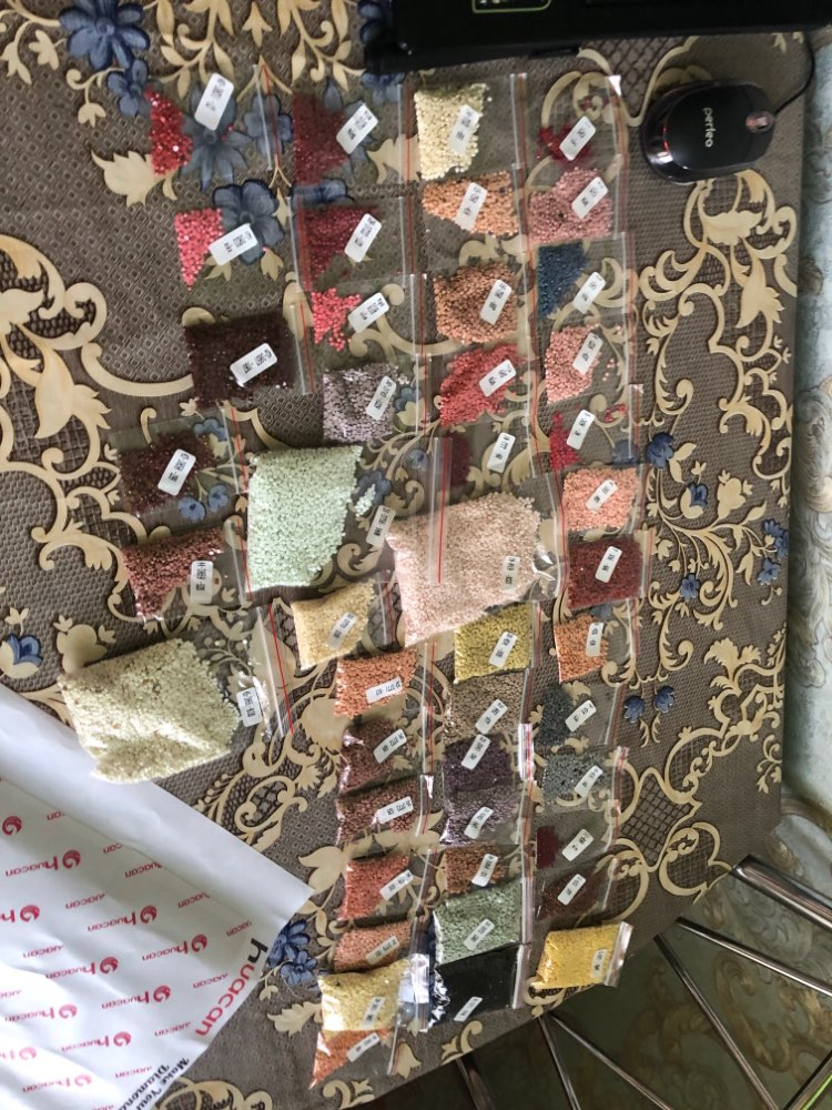 Huacan,Photo Custom,Full Round Diamond Painting Cross Stitch,Wall Decor,Diamond Embroidery DIY Diamond Mosaic Kits,Birthday Gift