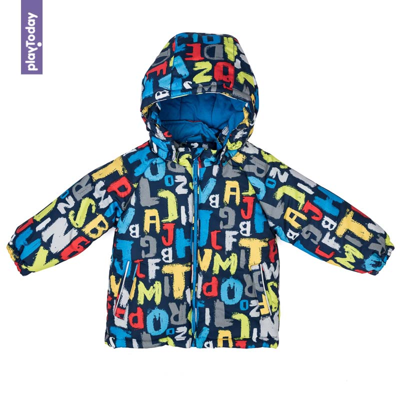 Jackets & Coats PLAYTODAY for boys 377001 Children clothes kids clothes