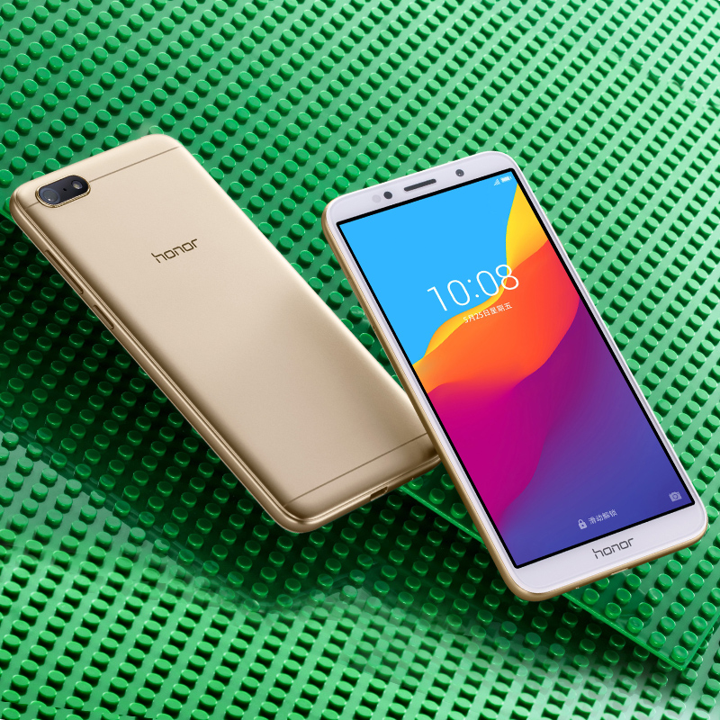 "Image 4 - Original Global Version Honor 7S  MT6739 Quad Core 13MP Rear Camera 3020mAh Battery 5.45"" 18:9 Screen 2GB 16GB Smartphone-in Cellphones from Cellphones & Telecommunications"