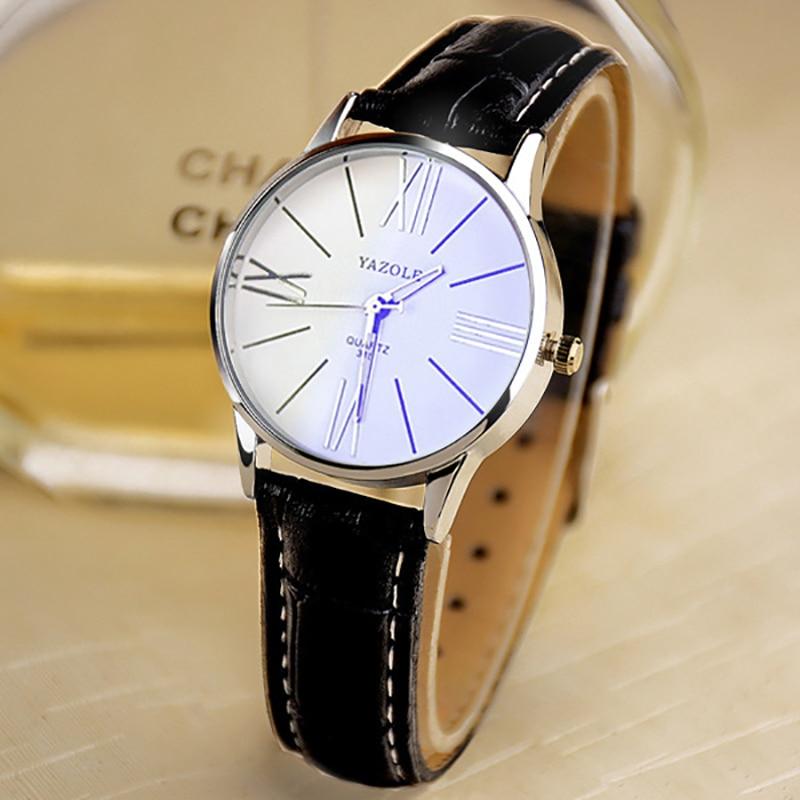 Nowe zegarki Fashion Classic Nylonowy pasek nato Zegarki damskie - Zegarki damskie - Zdjęcie 3