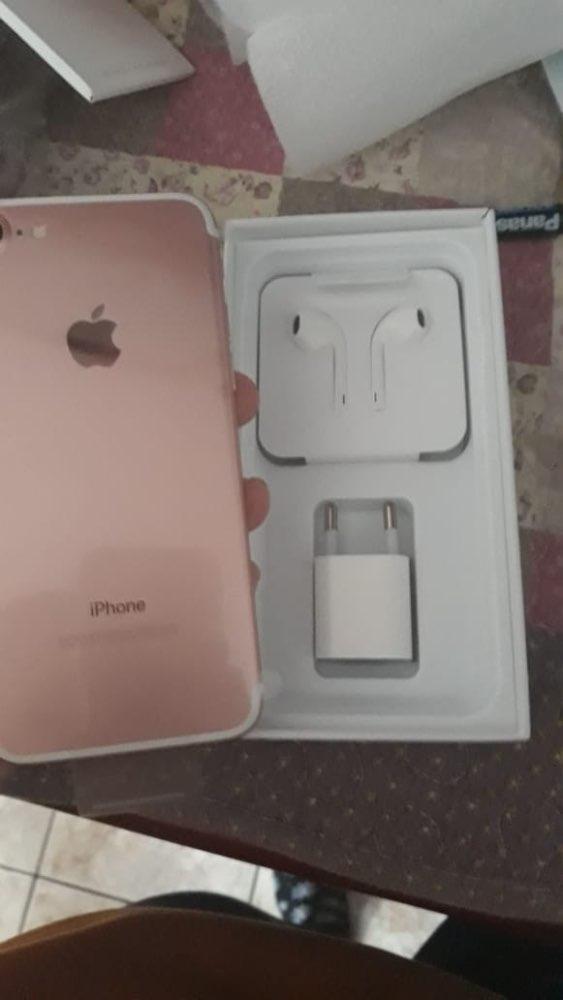 Разблокирована Apple iPhone 7/7 плюс 4 г LTE сотовый телефон 32/128 ГБ/256 ГБ IOS 12.0MP Камера Quad-Core отпечатков пальцев 12MP 2910mA