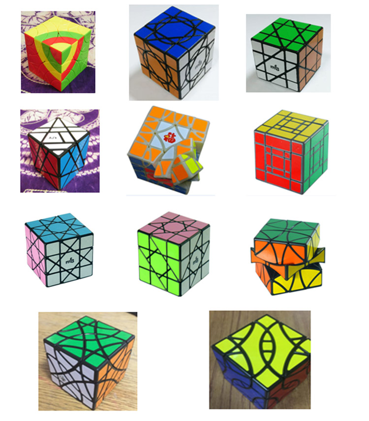 Objective Uv Custom Made 7 Layers 75 Mm Magic Cube 7x7 Number Calendar Neo Cube Magic Educational Toys For Children Over 6 Years Old Puzzles & Games