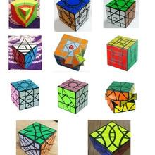 MF8 двухосевой кубик Crazy unicorn Grilles II Son-Mum sun Cube перевязанный Cubo Magico Black Educatinal puzzle Toy