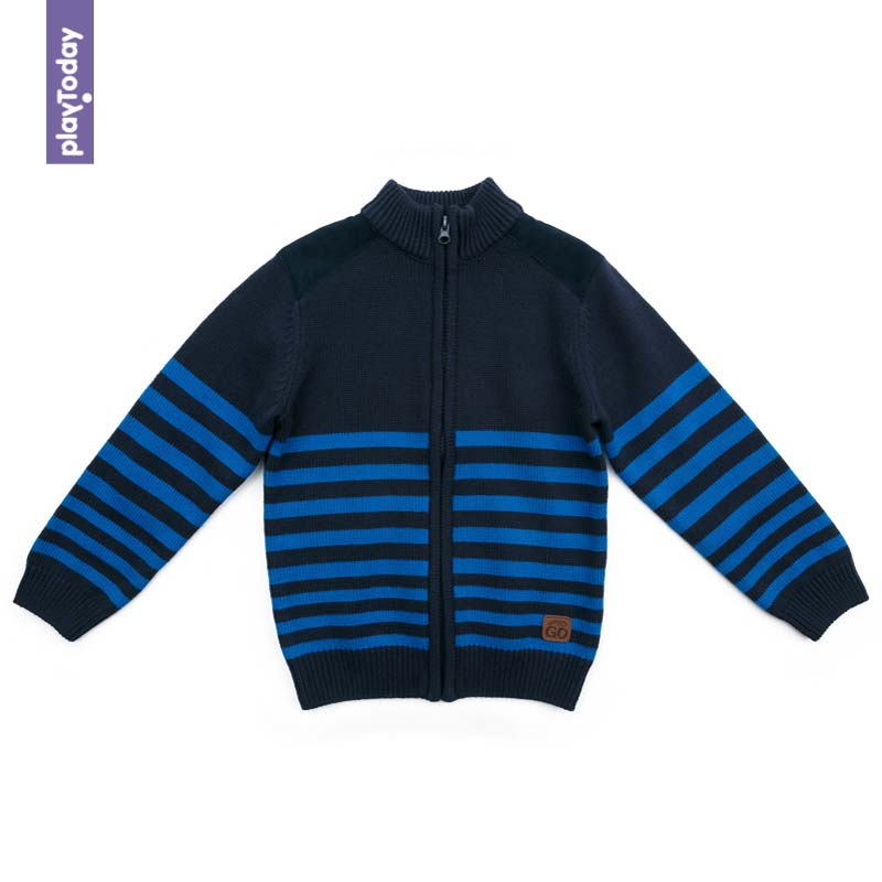 Sweaters PLAYTODAY for boys 371160 Children clothes kids clothes майка gap gap 15