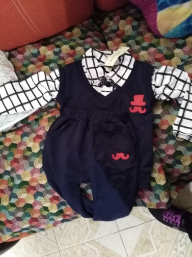 Baby Boy's Soft Cotton Clothing Set photo review