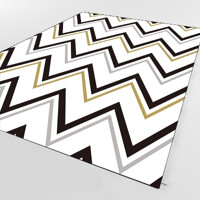 Else Black Gray White Bias Lines Geometric 3d Print Non Slip Microfiber Living Room Decorative Modern Washable Area Rug Mat