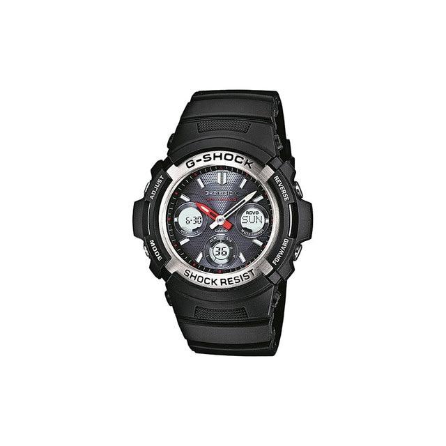 Наручные часы Casio AWG-M100-1A мужские кварцевые