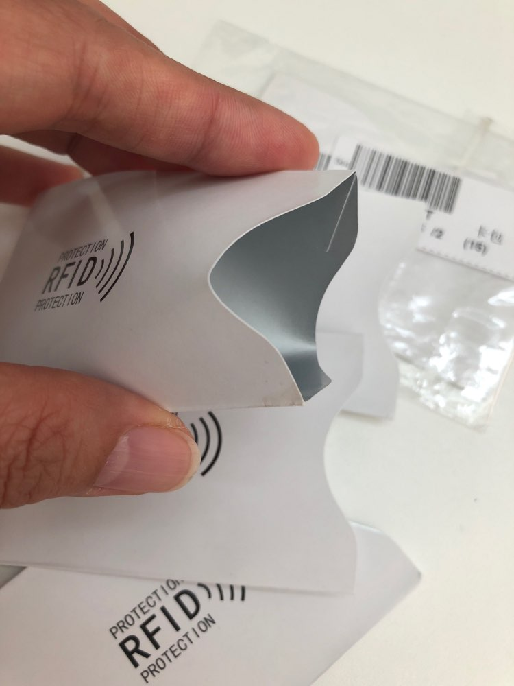 ID Bank Card Case 5pcs Anti Rfid Metal Credit Card Holder Reader Lock Aluminium Blocking Rfid Protection Bank Card Holder photo review