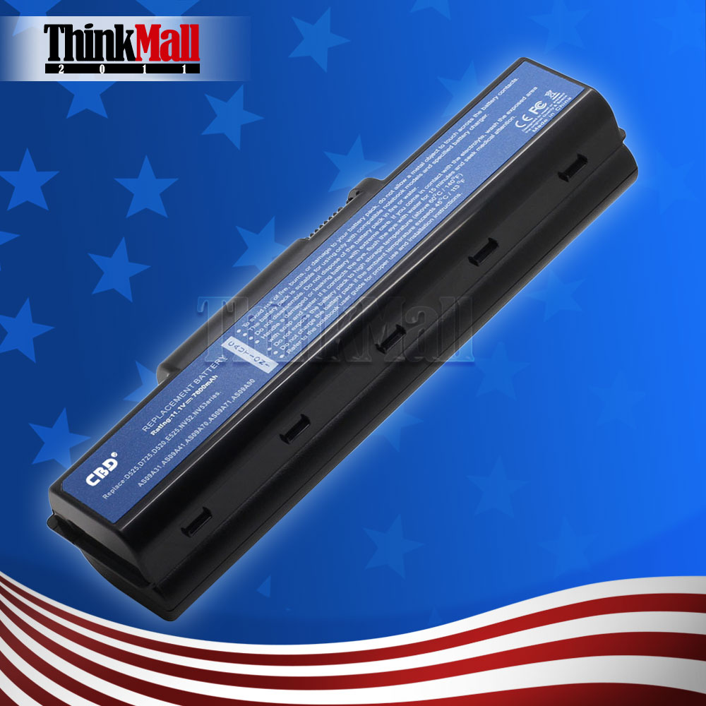 Brand New Replacement Laptop Battery For Acer Emachines
