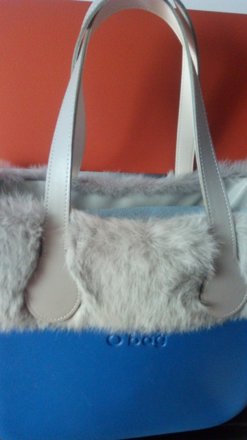 TANQU Long Short Flat Handle for obag Faux PU Leather Handle Drop Shape End for O Bag OCHIC Obag '50 photo review