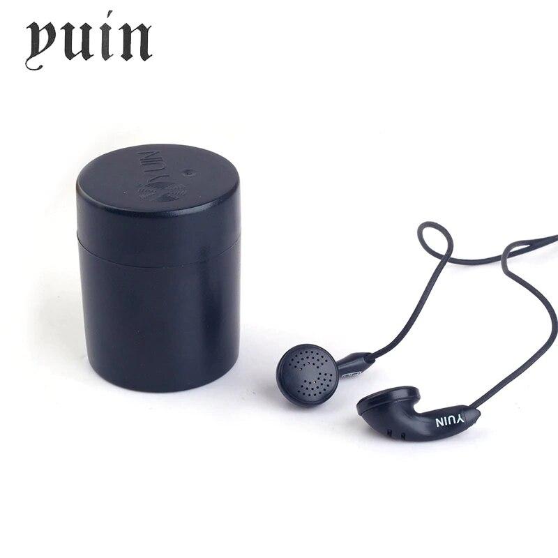 YUIN PK1 écouteurs haute fidélité qualité professionnelle écouteurs HIFI stéréo audio écouteur 3.5 MM prise pour xiaomi apple iphone6