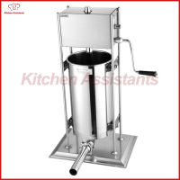 TV15L Manual Sausage Filler Sausage Stuffer Sausage Making Machine Ham Making Machine