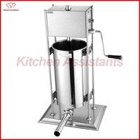 TV15L Manual Sausage Filler Sausage Stuffer Sausage Making Machine Ham Making Machine
