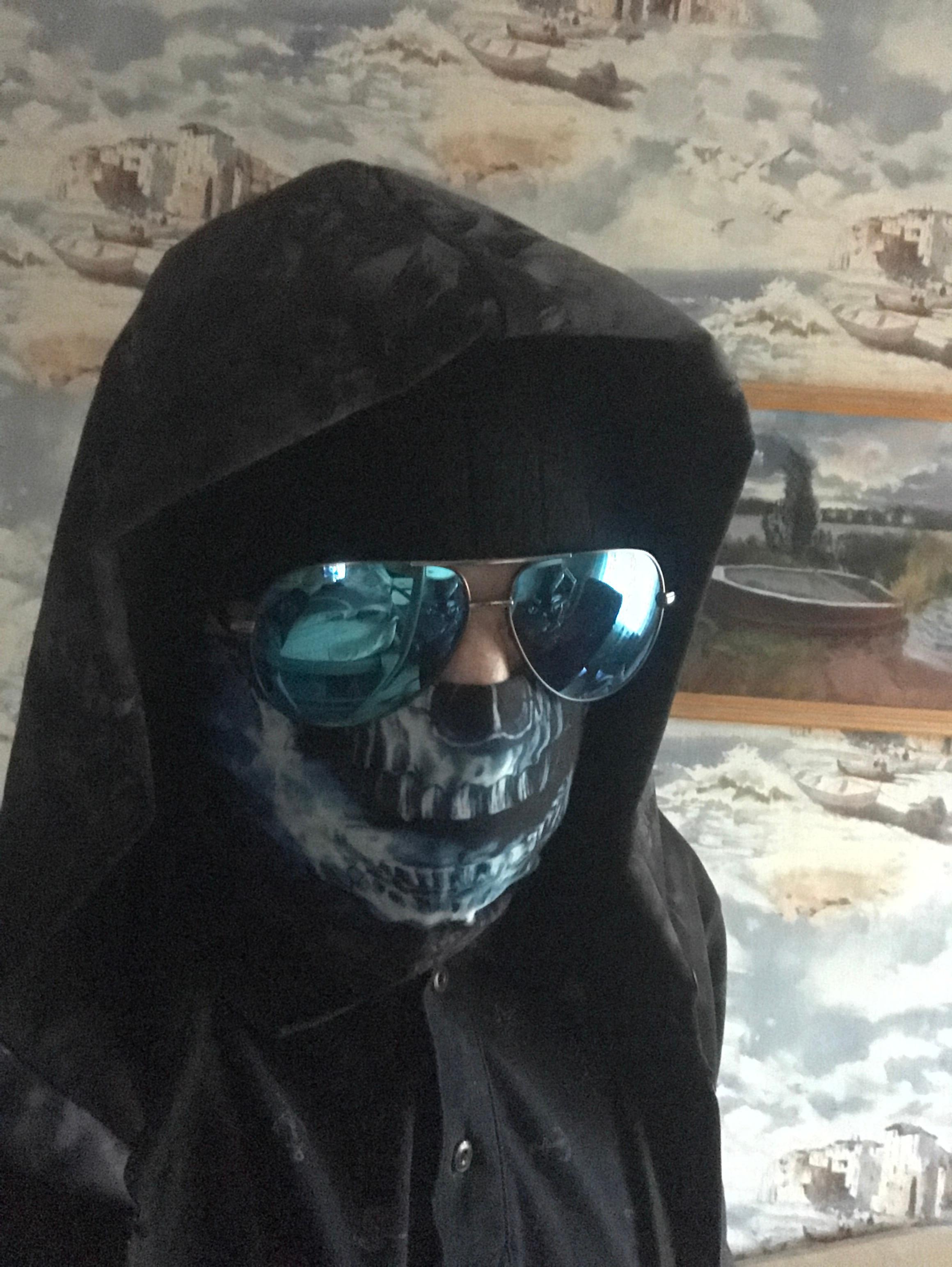 BJMOTO Halloween Scarf Mask Festival Motorcycle Face Shield Sun Mask Balaclava Party Masks Festive Supplies Masquerade Mask