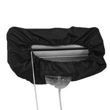 Комната Настенный Кондиционер Чистящая сумка сплит кондиционер стиральная крышка водонепроницаемый Кондиционер защита от пыли крышка